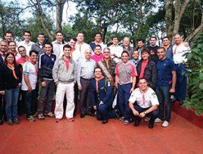 Pastores da MOSR participaram de encontro em Bozano-RS.
