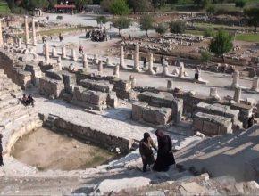 Éfeso foi uma das regiões em que trabalhou intensamente o apóstolo João