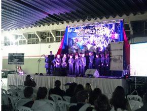 Apresentações musicais também fizeram parte do evento.