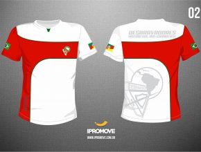 Novo modelo de camiseta para Desbravadores da MOSR.