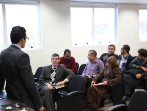 Instrutores bíblicos participaram de um treinamento na sede da MOSR, em Ijuí-RS.