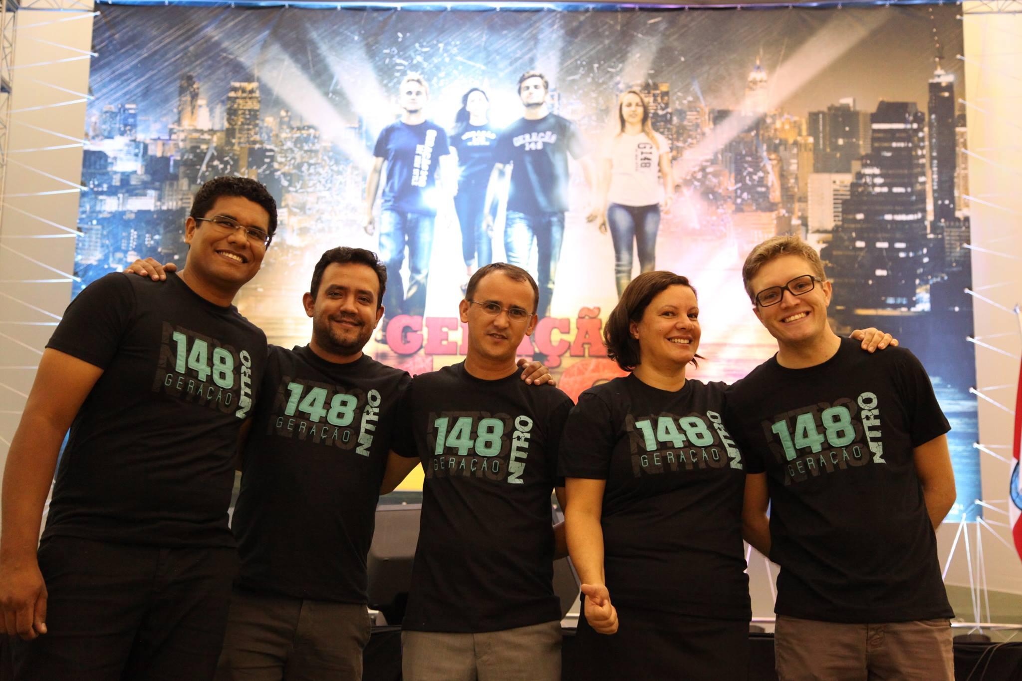 ac7e578a3 Geração 148 ganha nova versão no Sul do Paraná - Notícias Adventistas