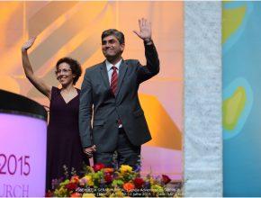 Perez deixa a Secretaria Executiva da Divisão Sul-Americana