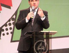 Carlos Campitelli era até agora como diretor de Ministério Jovem da União Argentina