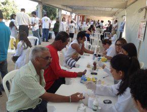 Evento gratuito foi realizado na região do Barreiro e atendeu 200 pessoas