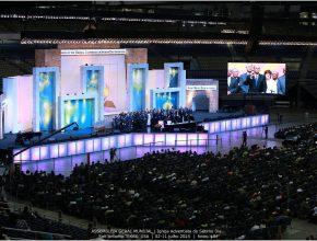 Assembleia adventista, recém ocorrida em San Antonio, EUA, mostra um pouco da força mundial da organização.