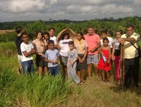 Em cada local, os calebes usaram a criatividade para atender as necessidades da comunidade. No Cruzeiro do Sul (AC), por exemplo, os calebes plantaram mudas em bairro e realizaram  evangelismo durante 12 noite.