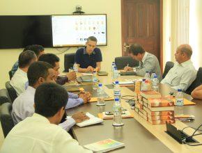 Pastores distritais de Porto Velho (RO) foram instruídos para a Multiplicação