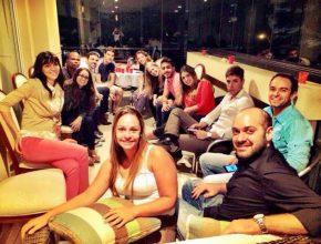Jovens receberam uma injeção de ânimo com projeto multiplicador de PGs em São Paulo