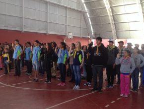 Cerca de 400 pessoas participaram do Encontrão que reuniu clubes de Curitiba e Região Metropolitana.