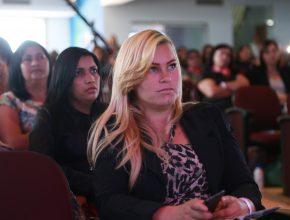 Orientações motivaram o público feminino a reservar tempo para cuidar da saúde
