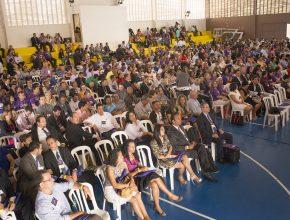 900 líderes de toda a região Centro-Oeste estiveram em Campo Grande, nos dias 15 e 16 de agosto para o congresso anual de Pequenos Grupos.