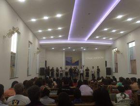 Encontro de Jovens em Catanduva com o grupo Unicanto