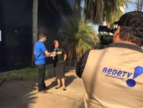 O Quebrando o Silêncio teve repercussão na TV Record e Rede TV em Porto Velho. Em Ariquemes, interior de RO, a ação foi noticiada pela TV Globo local.