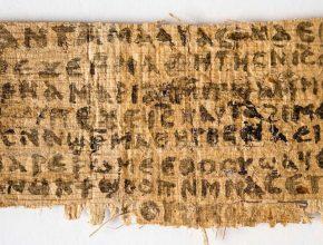 Autenticidade do papiro foi atestada por várias universidades norte-americanas