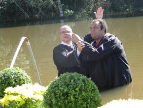 Luiz Carlos é professor no Colégio Adventista de Paranaguá há quase um ano.