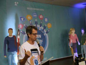 Pastor Leônidas Guedes ressaltou a importância de cada  participante   valorizar a marca da Igreja Adventista nas publicações