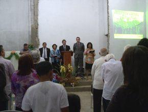 Dia de culto na igreja do jardim jatai. Fruto do trabalho dos Pequenos Grupos