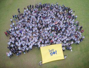 Mais de mil jovens participam da terceira edição do I Will Go (Foto: Rodrigo Gorski)