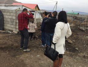 O Projeto Estufa da ADRA na Mongólia  é um dos cenários escolhidos