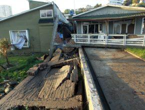 Efeitos dos tremores foram sentidos até no Brasil