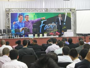 O tema do evento Faça, mas não faça sozinho é um resumo da meta da Igreja Adventista na região sul do Brasil