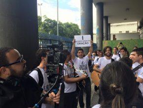 Centenas de jovens se unem ao projeto Pausem e levam esperança aos candidatos do Enem