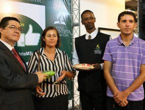Arrecadação de alimentos foi uma das ações desenvolvidas pela igreja no mês de outubro