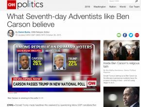 CNN é um dos principais meios de comunicação do mundo.