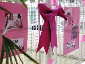 Exposição de fotos Mulheres com Câncer