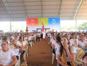 No encontro foi comemorado também os 20 anos do Ministério da Mulher /Fotos: Gustavo Nemeth, Eric Domingues, Jansel e Vanessa Lemes