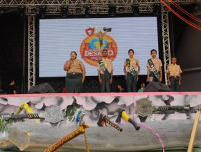 """Com o tema """"O Grande Desafio"""", o evento Campori com quase 10 mil juvenis"""