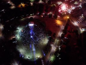 Vista aérea do Maranhãozão