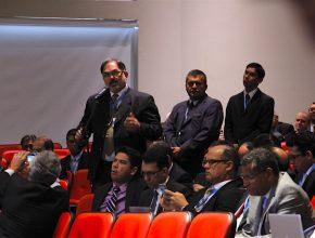 Momento em que delegados presentes ao Concílio Quinquenal puderam opinar sobre ênfase relacionada à formação teológica adventista