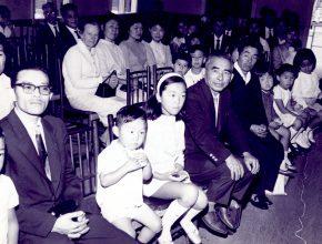 Grupo Japonês participa de reunião no salão dos jovens da Igreja Central Paulistana. Crédito: Revista Adventista