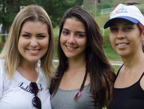Ana Lima conheceu a história da Melissa e sua amiga Márcia.