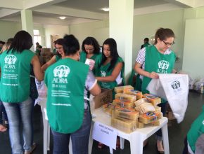 Kits de higiene montados pela ADRA serão entregues a vítimas do desastre em Mariana (MG)