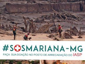 Campanha beneficiará vítimas de desastre ambiental em Minas Gerais