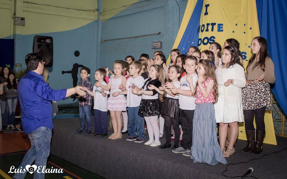 5ae58bc0f9aa Escola Adventista de Pelotas realiza noite dos autógrafos - Notícias ...