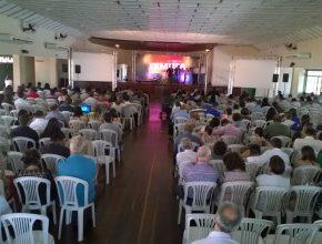 O evento ocorreu na cidade de Fernandópolis e reuniu 400 participantes.