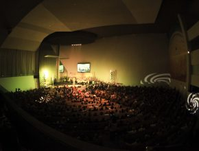 Um musical intitulado Gratidão, marcou a celebração do centenário da igreja.