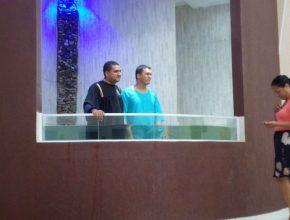 Batismo Osni