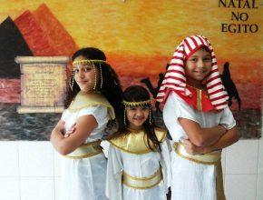 Cantata de Natal traz Egito como tema