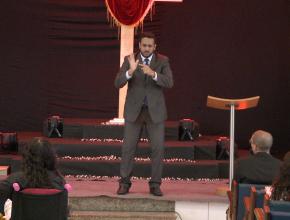 Pastor Douglas é o único pastor surdo da Igreja Adventista no Brasil