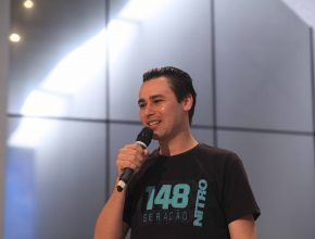 O pastor Alex Palmeira lançou o desafio do Geração 148 Nitro 2.0, com o foco em plantio de igrejas.