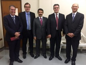 Prefeitos e Presidentes Adventistas