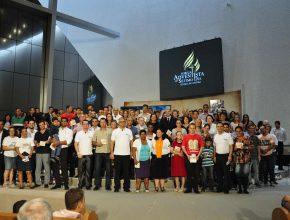 Fiéis se comprometem em abrir suas casas na Semana Santa, a fim de ser um ponto de pregação.