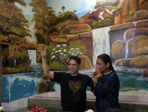A Comunidade do Amor acolheu Lenice, que hoje também deseja ser ativa na igreja