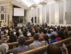 Pastor Luis Gonçalves fechou o ano com a semana de evangelismo em Osasco.