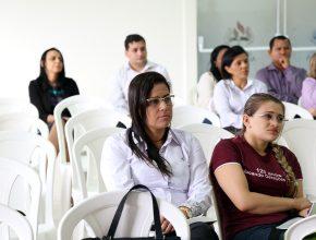 A preparação foi através de palestras que trouxeram mais conhecimento.